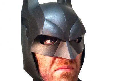 Arkham Knight Cowl Tutorial