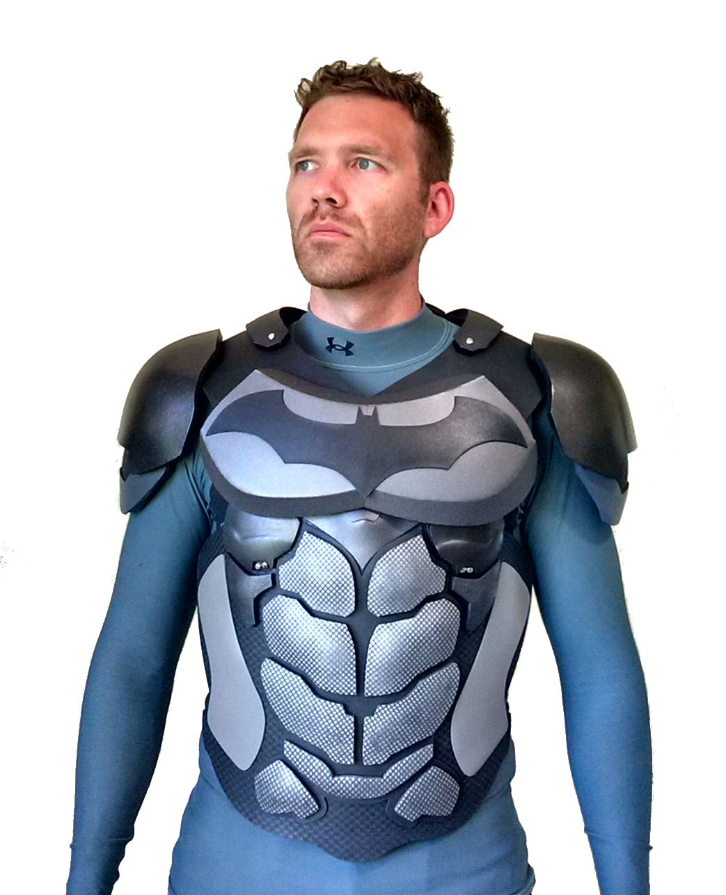 Batman Arkham Knight Foam Armor Tutorial Kit Ares Armory